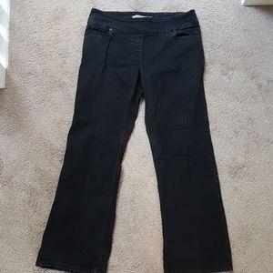 Reitman's contrast jeans